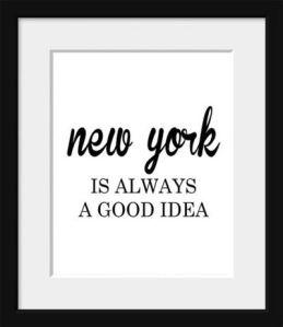 Ah! New York