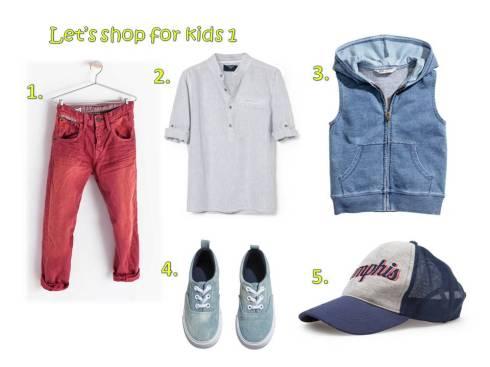 lets shop for kids